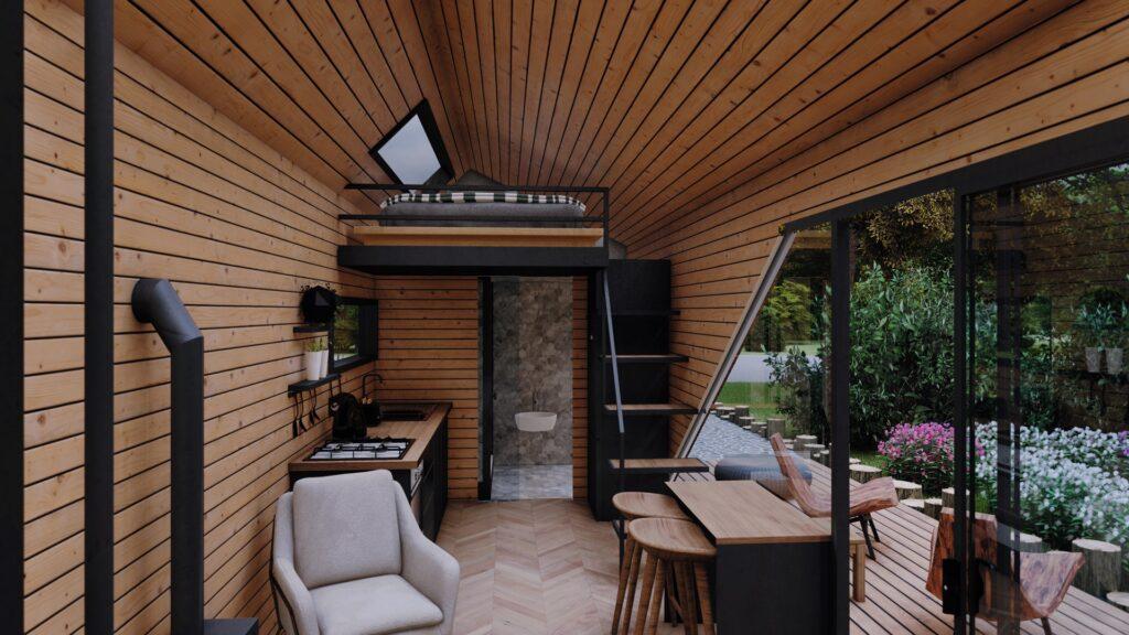 Manisa Tiny House
