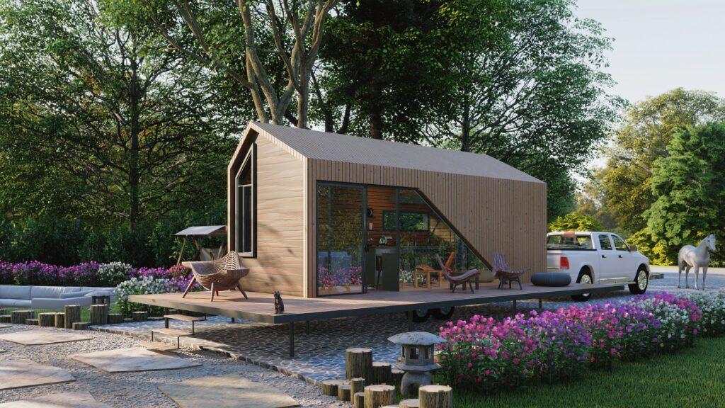 Tiny house içinde yaz kış yaşanabilir mi?