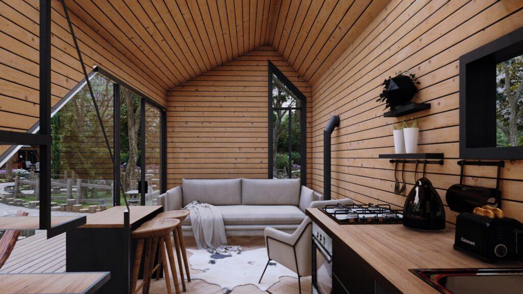 Sapanca Tiny House