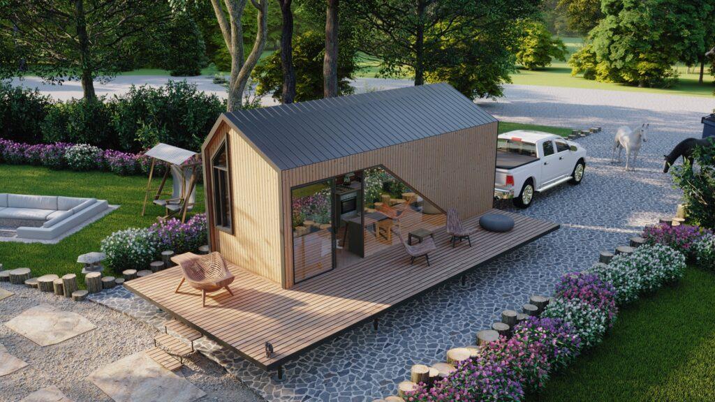 Çanakkale Tiny House