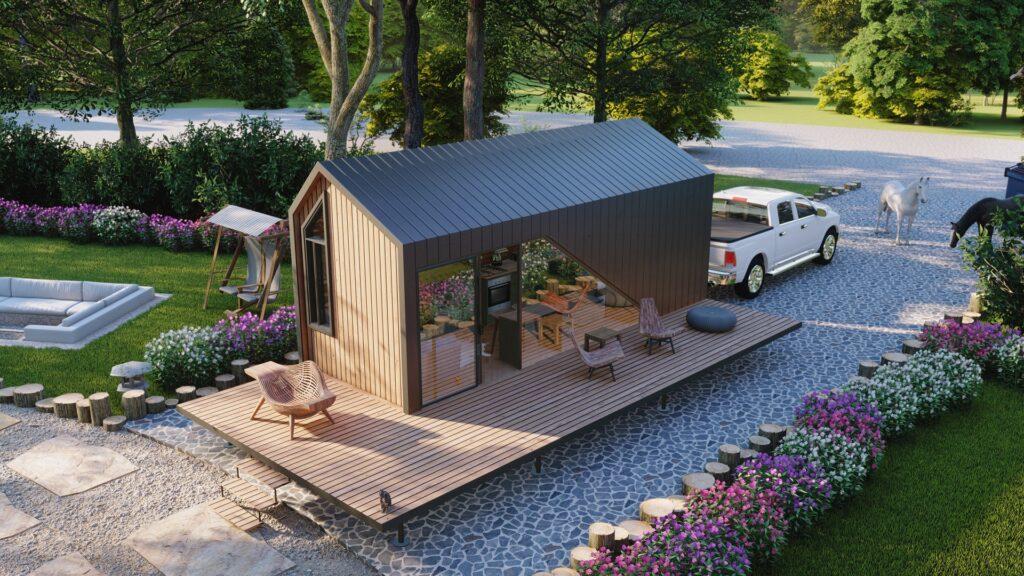 Yalıtımlı Tiny House